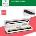 WP300 Sealer Strip Profile